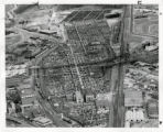 Aerial of Denver Stock Yards