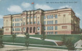 Postcard of North High School