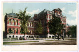 Postcard of East High School