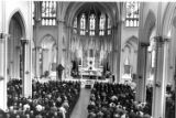 Men's Corporate Communion April 4, 1965 at the Cathedral of the Immaculate Conception