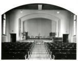Bryant-Webster School auditorium