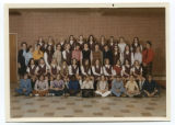 Eight Grade Class Photo