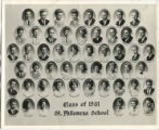 Class of 1961 group collection