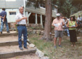 Winks Lodge: Picnic  James P. Beckwourth Mountain Club with Gov. Bill Ritter