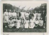 Class of 1944 girls potluck group