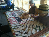 Living Local quilting