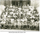 Mitchel Elementry 6th Grade Class