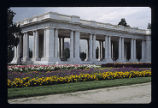 Cheesman Park-Congress Park, East faade after photos