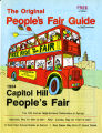 1984 Capitol Hill People's Fair Guide