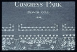 Cheesman Park-Congress Park, plan
