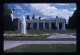 Cheesman Park-Congress Park, memorial