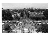 People's Fair, view overlooking fairgrounds