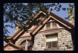 Molly Brown House, roof
