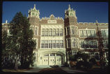Wm. H. Smiley Junior High School (Middle School) Main Entrance