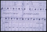 Planting Plan (Historic) for Montview Boulevard