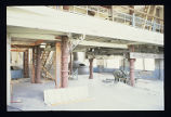 Tivoli Brewery Company, view of inside of building, interior
