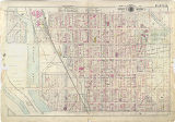 Baist's real estate atlas of surveys of Denver, Col. (Plate 19)
