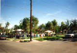 Community Craft Fair at the Cedar Park Opening