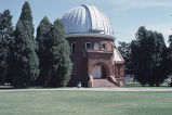 Chamberlin Observatory, front view