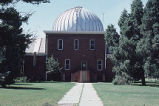 Chamberlin Observatory, back view