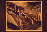 Paramount Theater main staircase