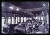 Denver Tramway Company Powerhouse original generator room