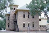 Back of Castle Rock Elementary School