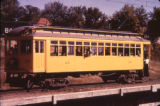 Denver and Intermountain Railway Interurban No. 25