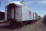 Denver & Rio Grande Western Railroad Baggage-Express Car No. 732