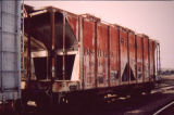 Denver & Rio Grande Western Railroad Covered Hopper No. 18387