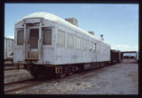Denver and Rio Grande Western Railroad Dining Car