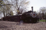 Colorado & Northwestern Locomotive #30.