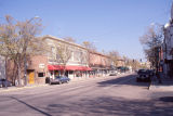 North east view of the 2500 block in the Littleton Main Street Historic District
