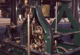 Daniels and Fisher's Clock mechanism