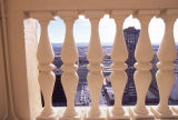 Daniels and Fisher's tower balcony