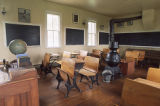 Interior of the Cherry Creek School