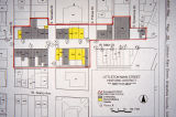 Sketch Map of the Littleton Main Street Historic District