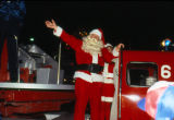 Santa Claus at Mission Viejo