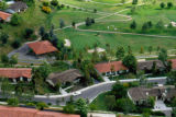 Overhead View of Mission Viejo Neighborhood