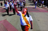The 2004 Shriners Parade with 3000 Shriners will take about three hours to proceed from Blake at...