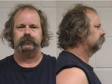 mug photo of Scott Schultz, the Loveland resident arrested yesterday (8/23/2006) suspected of a...