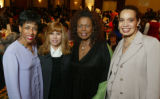 Ebony Fashion Fair, a benefit for The Links, Inc.,  at the Marriott City Center in Denver, Colo.,...