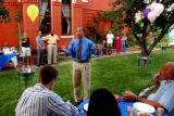 Denver, Colo., photo taken July 8, 2004- Democratic candidate for Colorado state representative,...