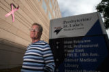 DLM03029    Architect Bob Hickman, 59, of Denver is one of thousands of Colorado residents whose...