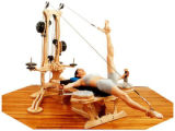 The Gyrotonic Expansion SystemAE is a unique system of equipment and exercise that incorporates...
