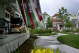 "Denver, Colo., photo taken June 27, 2004-""We don't have one (a hammock) so I just come over..."