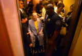 [Denver, CO - Shot on: 7/14/04] Larry Flynt, Hustler Publisher and author of  Sex, Lies and...