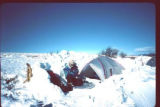 Winter Camping: Training for the U.S. Navy's Arctic Ice Camp Operations - Gunnison Basin, CO -...