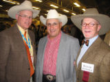 Coors Western Art Exhibit & Sale 2006. From left, National Western Stock Show President &...