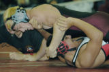 Lafayette, CO Jan. 20, 2006 Sonny Yohn of Alamosa, undefeated at 25-0 and rated number one in the...